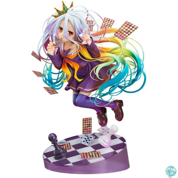 No Game No Life - Shiro Statue: Good Smile Company