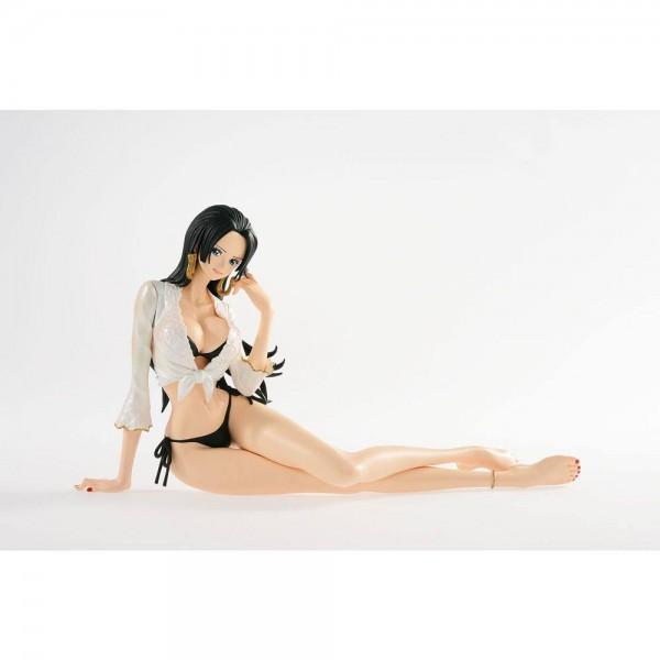 One Piece - Boa Hancock Figur - Shiny Venus: Banpresto