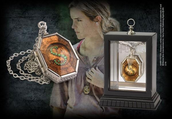 Harry Potter - Horkrux Medaillon Salazar Slytherin: Noble Collection