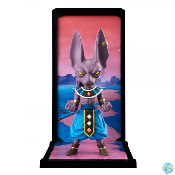 Dragonball Super - Beerus Figur - Tamashii Buddies: Bandai