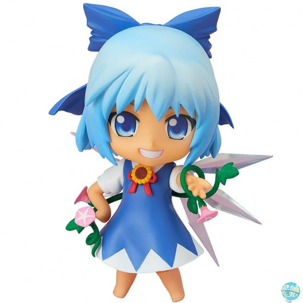 Touhou Project - Suntanned Cirno Nendoroid: Good Smile Company