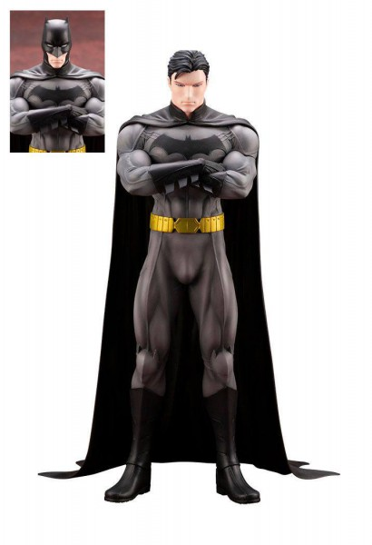 DC Comics - Batman 1st Edition Statue / Ikemen: Kotobukiya