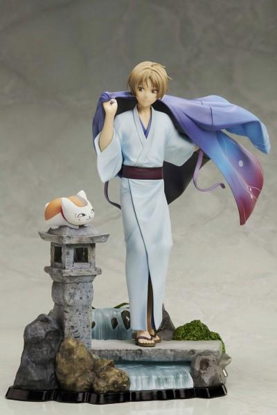 Natsume´s Book of Friends - Takashi Natsume & Nyanko Sensei Statue: Aniplex