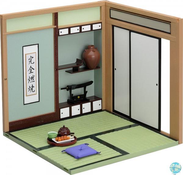 Nendoroid More - Nendoroid Gästeraum- Japanese Life Set B: Phat!