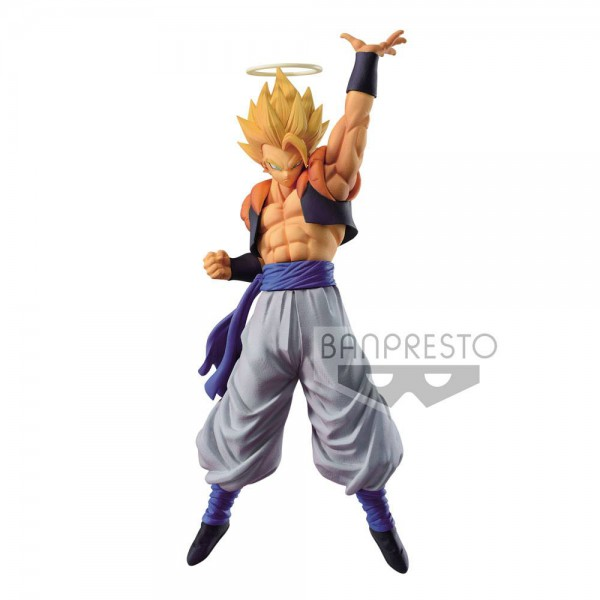 Dragon Ball Legends - SSJ Gogeta Figur / Legends Collab: Banpresto