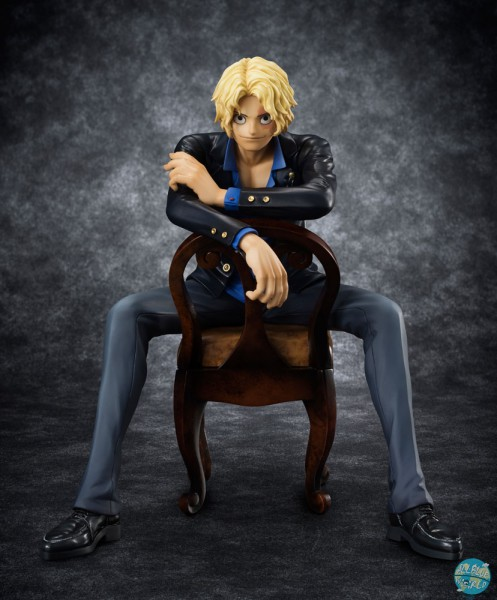 One Piece - Sabo Statue - Excellent Model P.O.P. / SOC: MegaHouse