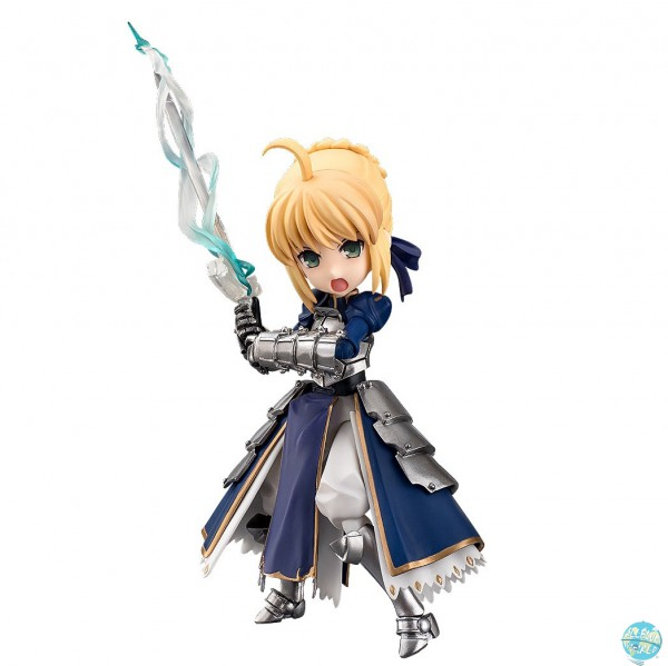 Fate/Stay Night Unlimited Blade Works - Saber Actionfigur / Parfom: Phat!
