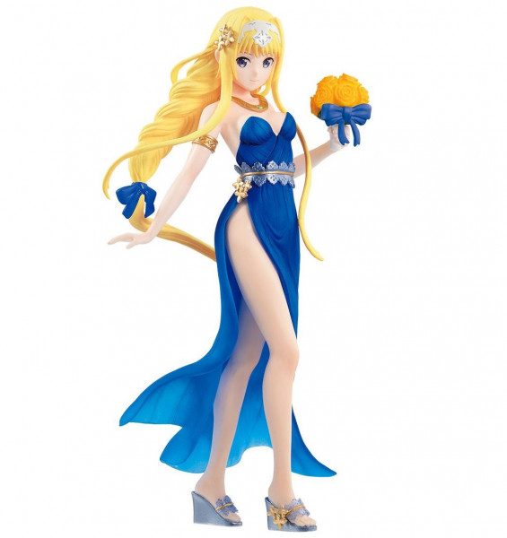 Sword Art Online - Alice Figur / Ichibansho / Party Dress: Bandai Spirits
