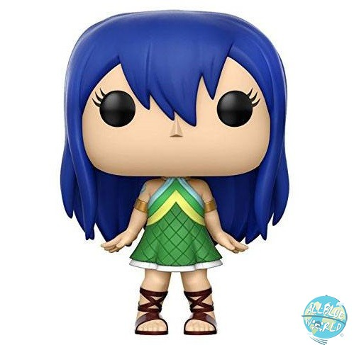 Fairy Tail - Wendy Marvell Figur - POP: Funko