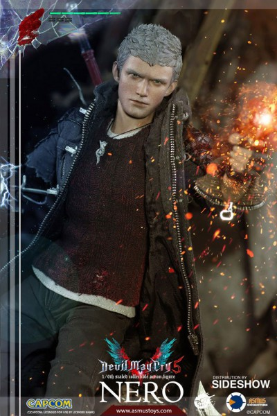 Devil May Cry 5 - Nero Actionfigur: Asmus Collectible Toys