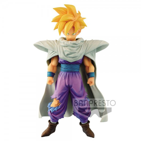Dragon Ball - SSj Son Gohan Figur / Resolution of Soldier - Grandista [NEUAUFLAGE]: Banpresto