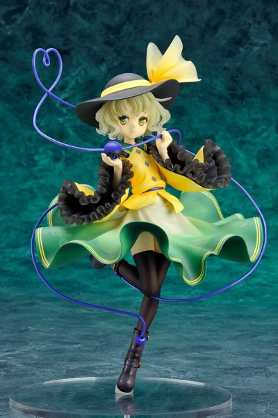 Touhou Project - Koishi Komeiji Statue / The Closed Eye of Love: Ques Q