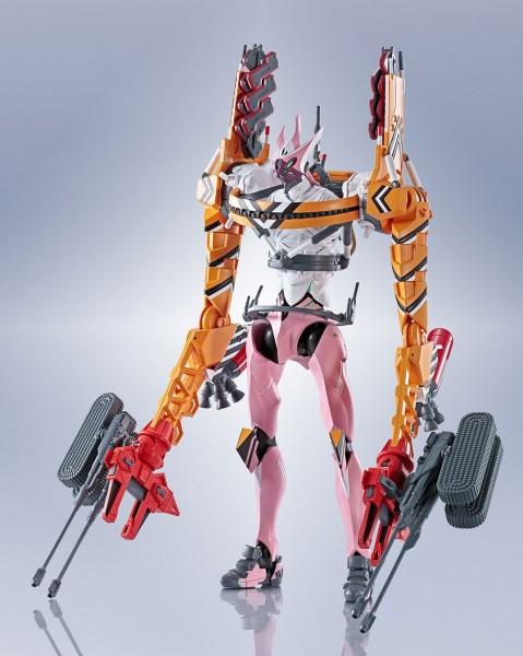 Evangelion: 3.0+1.0 - Evangelion Type-08 ß-ICC Actionfigur / Robot Spirits: Tamashii Nations