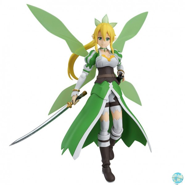 Sword Art Online II - Leafa Actionfigur - Figma: Max Factory