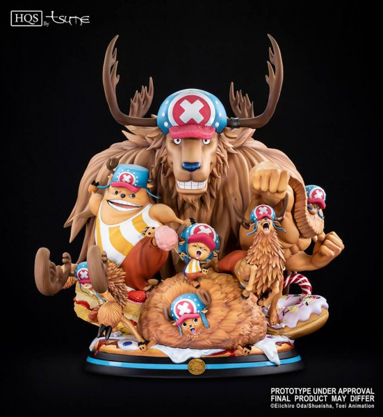 One Piece - Tony Tony Chopper Statue / HQS: Tsume
