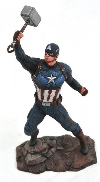 Avengers Endgame - Captain America Statue: Diamond Select