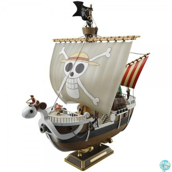 One Piece - Going Merry Modell-Kit II - Grand Ship Collection: Bandai