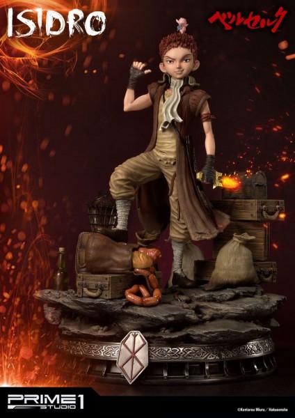 Berserk - Isidro Statue: Prime 1 Studio
