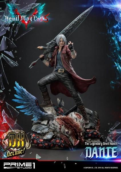 Devil May Cry 5 - Dante Statue / Deluxe Version: Prime 1 Studio