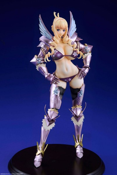 Walkure Romanze - Bertille Statue / Bikini Version: Q-Six