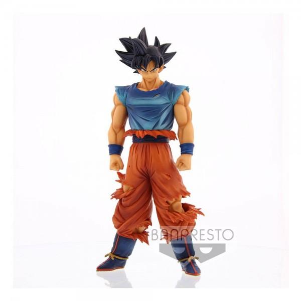 Dragonball Z - Son Goku Figur / Grandista nero: Banpresto