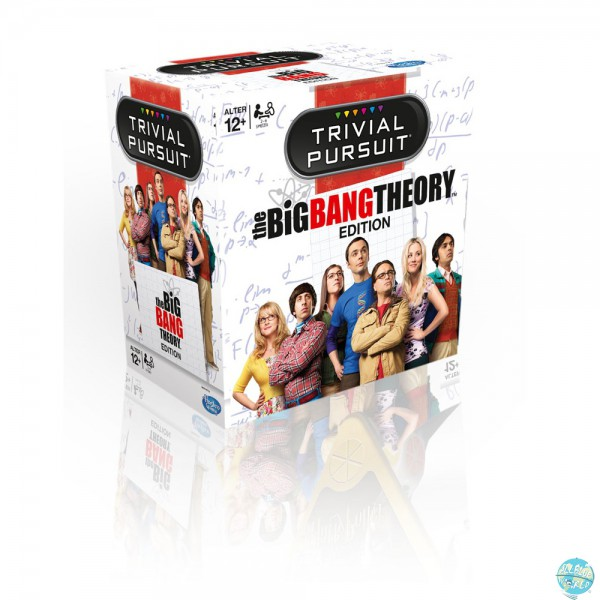 The Big Bang Theory Trivial Pursuit Brettspiel - deutsche Version: Winning Moves