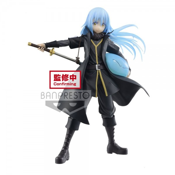 That Time I Got Reincarnated as a Slime - Demon Rimuru Figur / Espresto: Banpresto