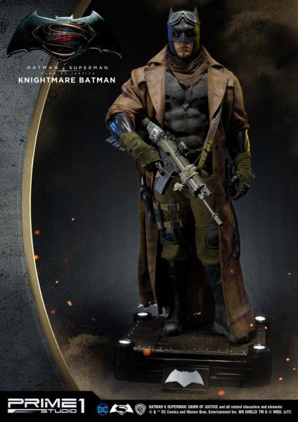 Dawn of Justice - Knightmare Batman Statue: Prime 1 Studio