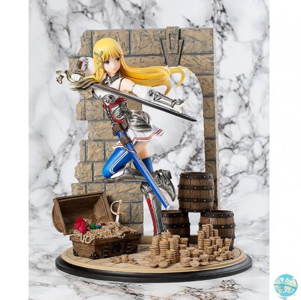 Hourou Yuusha wa Kinka to Odoru - Rachel Statue: New Vision Toys