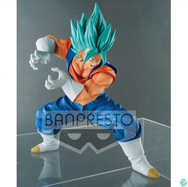 Dragonball Super - SSJ Blue Vegetto Figur - Final KamehameHa Version: Banpresto