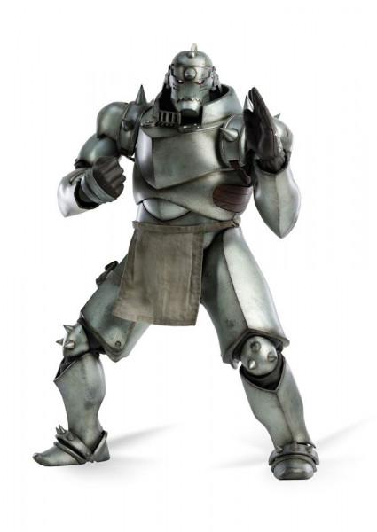 Fullmetal Alchemist: Brotherhood - Alphonse Elric Actionfigur: ThreeZero