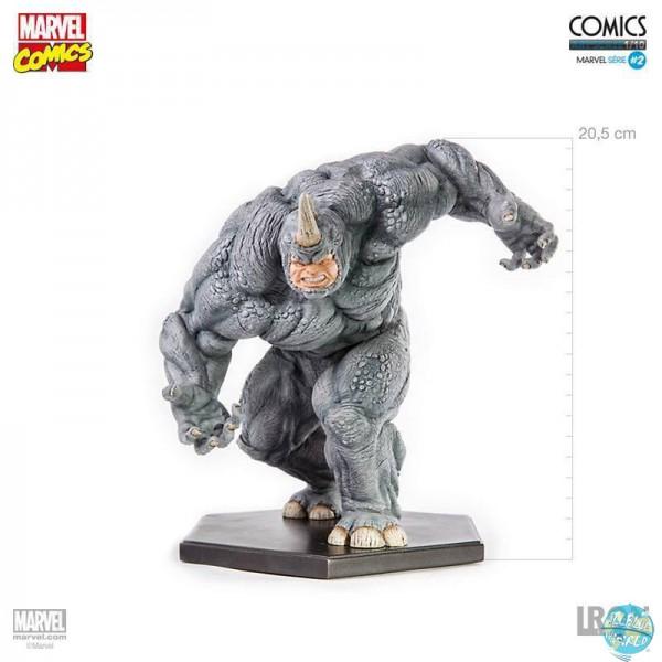 Marvel Comics Rhino Statue: Iron Studios