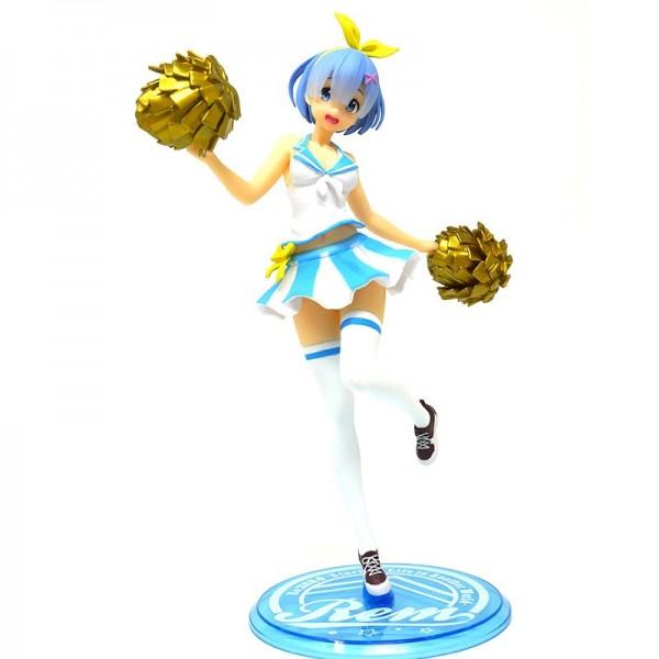 Re:Zero Starting Life in Another World - Rem Figur / Cheerleader: Taito