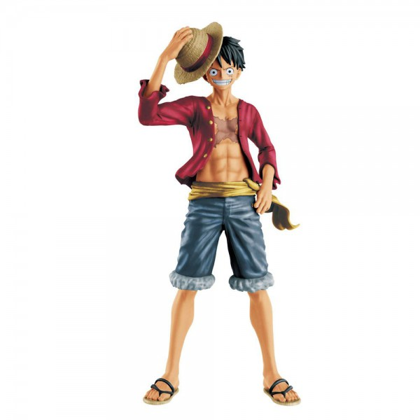 One Piece - Monkey D. Ruffy Figur / Memory: Banpresto