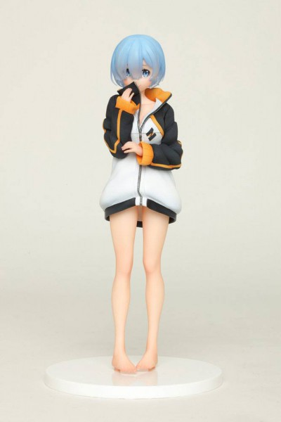 Re:Zero - Rem Figur / Subaru's Training Suit Version: Taito