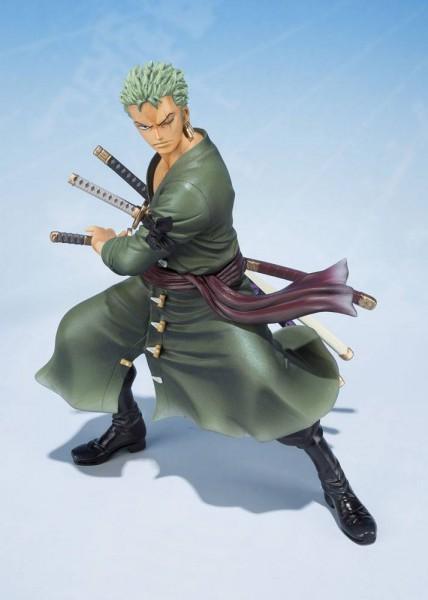 One Piece - Roronoa Zorro Figur- FiguartsZERO 5th Anniversary Edition: Bandai