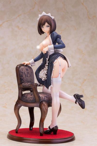 Original Charakter - Chitose Itou Statue / by 40hara - DX Version: Skytube
