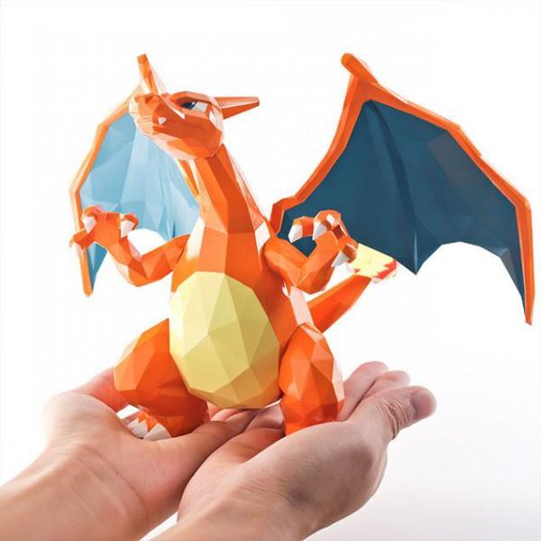 Pokémon - Glurak Figur / Polygo: Sentinel