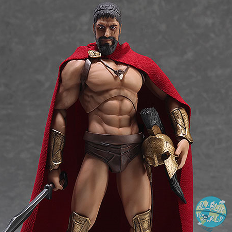 300 - Leonidas Actionfigur - Figma: Good Smile Company
