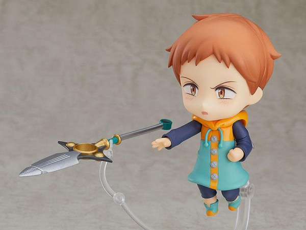 The Seven Deadly Sins: Revival of The Commandments - King Nendoroid: Good Smile Company