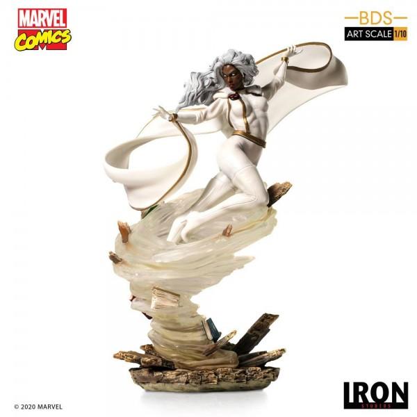 Marvel Comics - Storm Statue / BDS Art Scale: Iron Studios