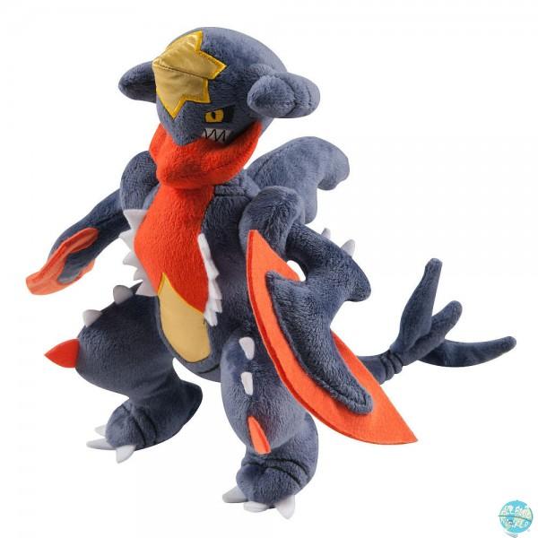 Pokemon - Knakrack Plüschfigur: Tomy