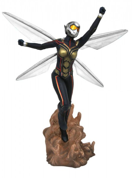 Ant-Man and The Wasp - The Wasp Statue / Marvel Movie Gallery: Diamond Select