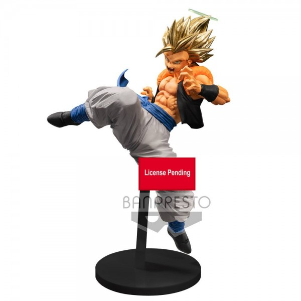 Dragon Ball - Gogeta Figur / Blood of Saiyans - Special IX: Banpresto