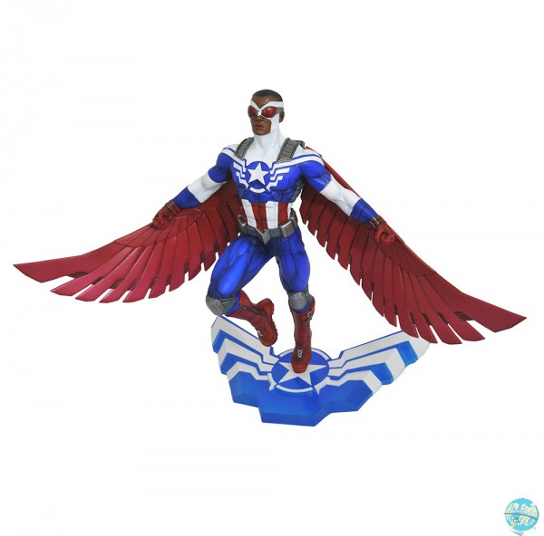 Marvel - Wilson / Falcon Statue: Diamond Select