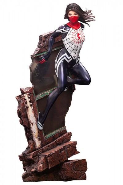 Marvel Universe - Silk Statue / ARTFX Premier: Kotobukiya