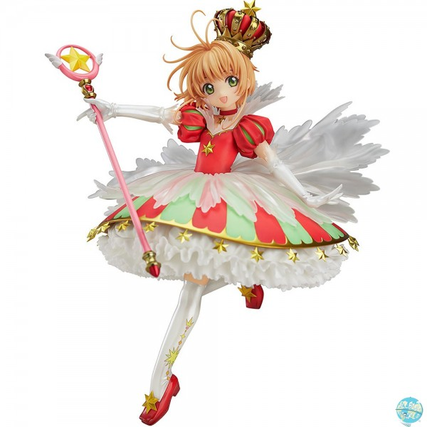 Card Captor Sakura - Sakura Kinomoto Statue: Good Smile Company