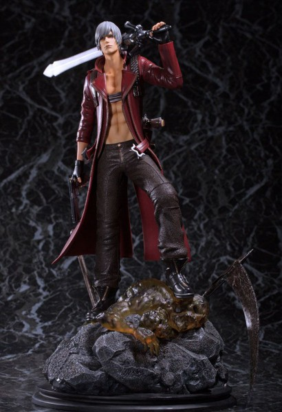 Devil May Cry 3 - Dante Statue: Genesis