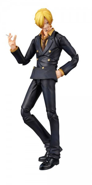 One Piece - Sanji Actionfigur - Variable Action Heroes : MegaHouse