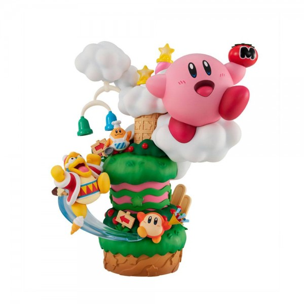 Kirby - Kirby Super Star Gourmet Race Statue: MegaHouse